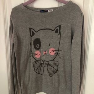 Gently used girls sweater. Euro brand. Size 4/5.
